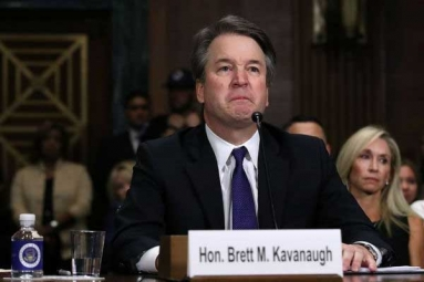 Brett Kavanaugh's 'Beer' Obsession Trends on Twitter