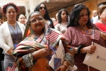 Indians Received 67-72% of Total H1-B Visas in Last Five Years