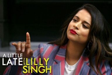 Lilly Singh Makes Television History with Late Night Show Debut