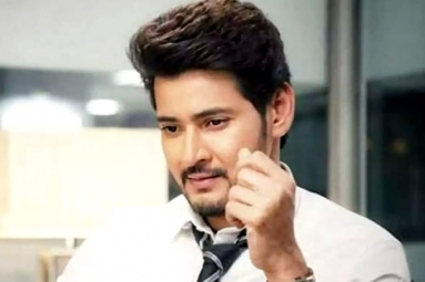 Mahesh Babu And Parasuram's Project Is A Political Satire?