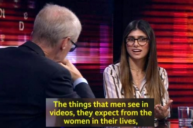 Watch: Mia Khalifa Reveals How Her Family Disowned Her
