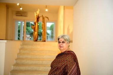 Indian Sculptor Mrinalini Mukherjee to Display Art Collection at New York's Largest Art Museum