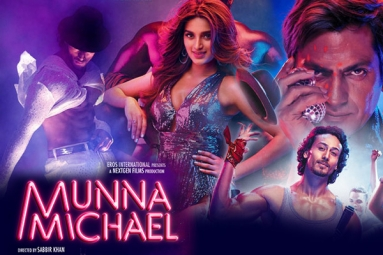 Munna Michael Hindi Movie - ShowTimings