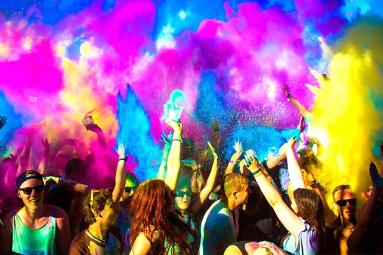 NYC Holi Hai 2016 in New York!