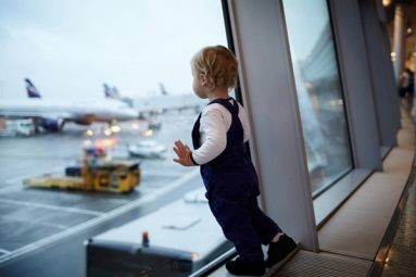 Saudi Woman Boards Flight Forgetting Her Baby at Airport, Plane Forced to Return Immediately