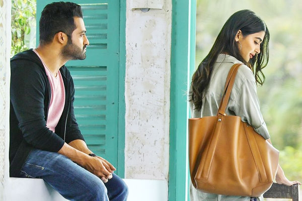 Aravindha Sametha Veera Raghava Two Days Figures